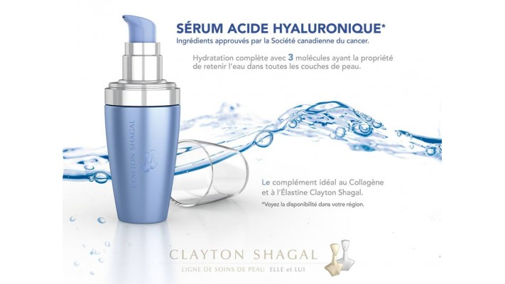 Sérum acide hyaluronique